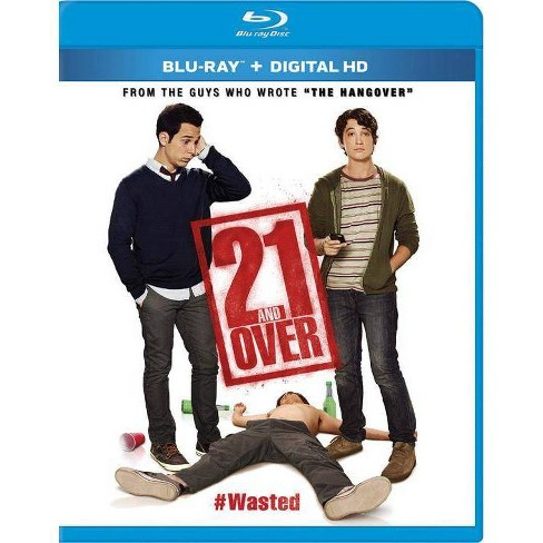 21 & Over (Blu-ray) - image 1 of 1