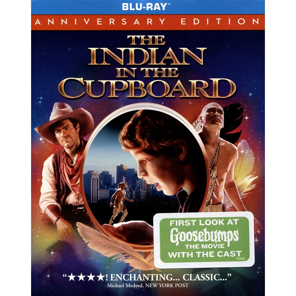 Indian In The Cupboard 20th Anniversa (Includes Ultraviolet) (Blu-ray)
