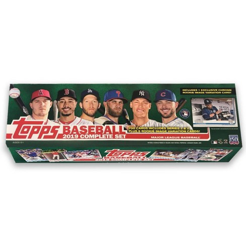 2019 Topps MLB Complete Baseball Trading Card Special Edition Set - Target Exclusive - image 1 of 3