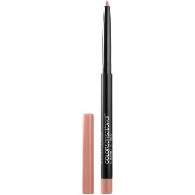 Maybelline Color Sensational Carded Lip Liner - 0.14oz