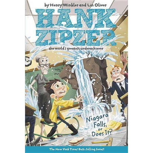 Niagara Falls, or Does It? - (Hank Zipzer) by  Henry Winkler & Lin Oliver (Paperback) - image 1 of 1