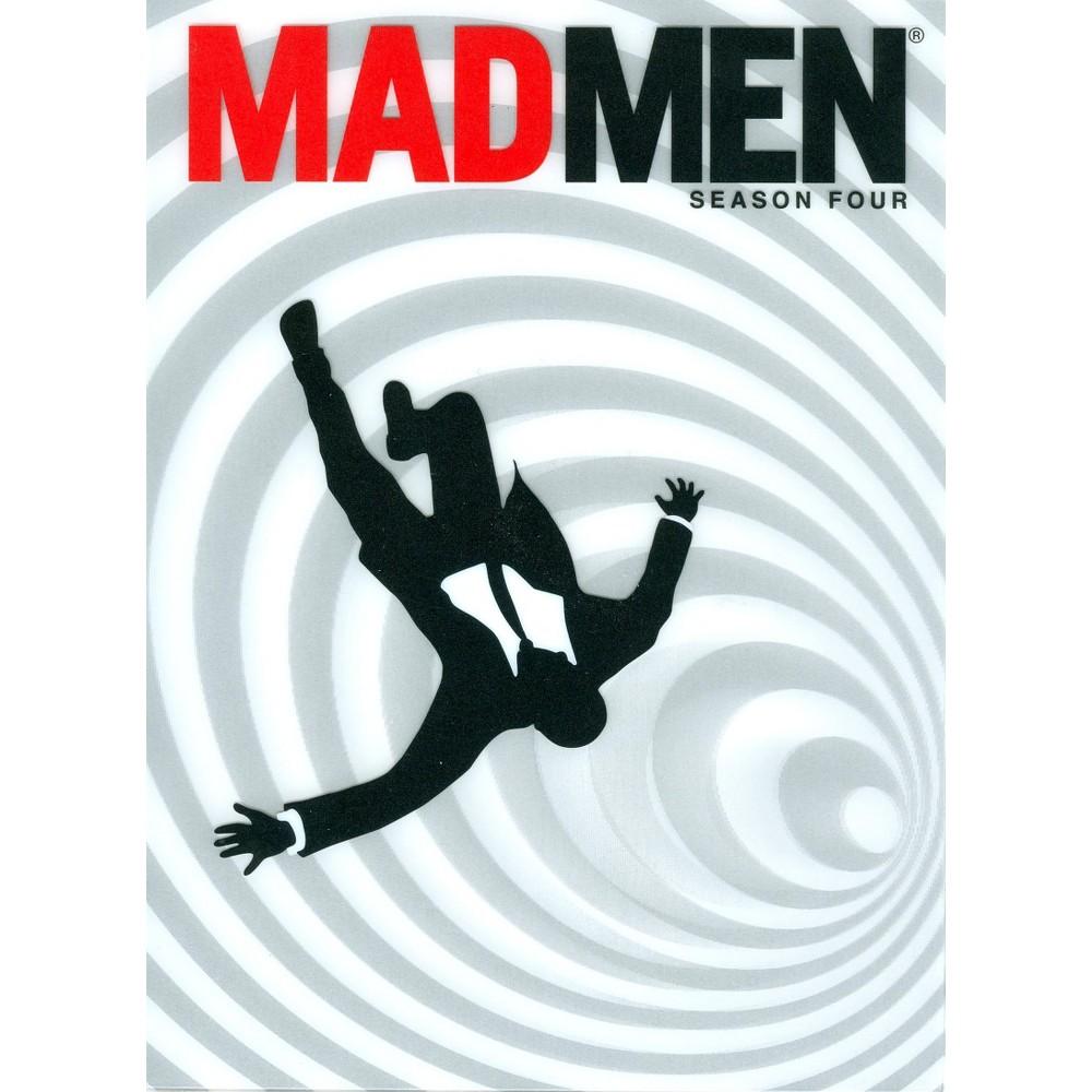 Mad Men Season Four Dvd