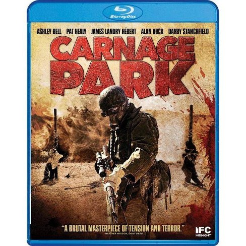 Carnage Park (Blu-ray) - image 1 of 1