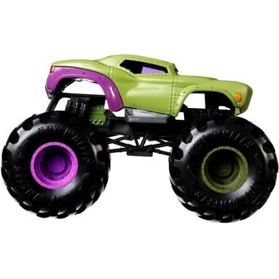 Hot Wheels Monster Truck 1:24 Scale - Marvel  Hulk