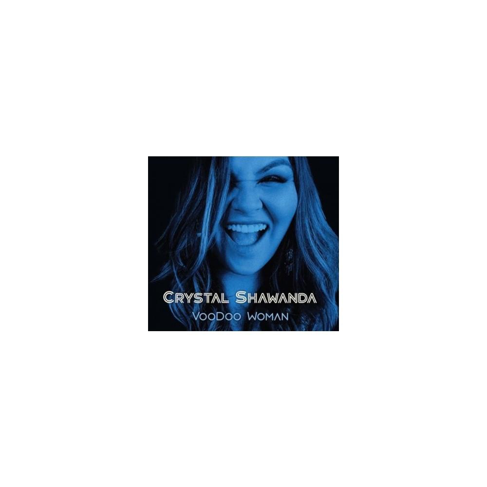 Crystal Shawanda - Voodoo Woman (CD)
