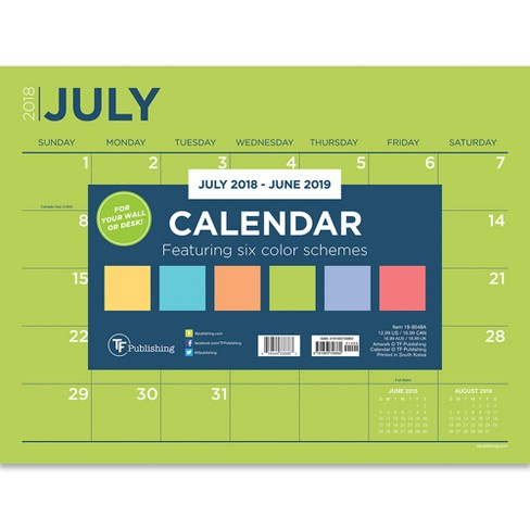 Calendars TF Publishing Multi-colored - image 1 of 8