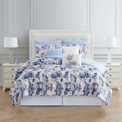 Modern Threads 8 Piece Fashion Comforter Set Ines.