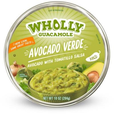 Wholly Guacamole Avocado Verde Salsa - 10oz