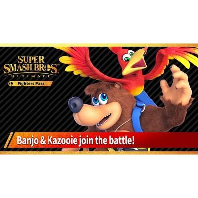 Super Smash Bros. Ultimate: Banjo & Kazooie Fighters Pass - Nintendo Switch (Digital)
