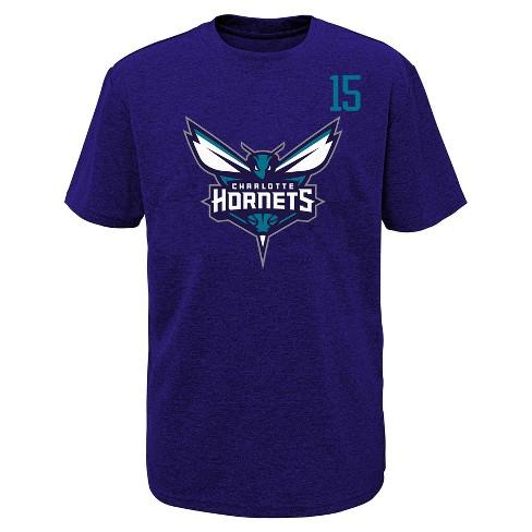 88c0dae3ece NBA Charlotte Hornets Boys  Performance Player T-Shirt   Target