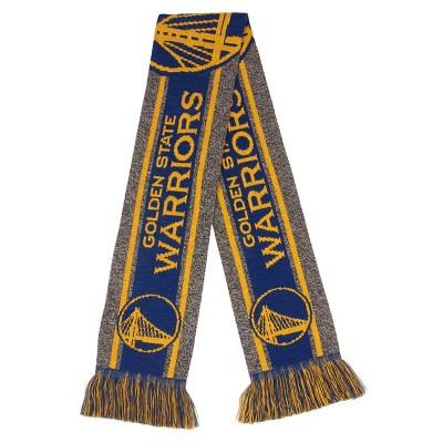 NBA Golden State Warriors Gray Big Logo Scarf