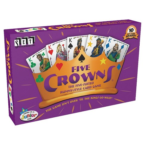 Five Crowns Card Game - image 1 of 4