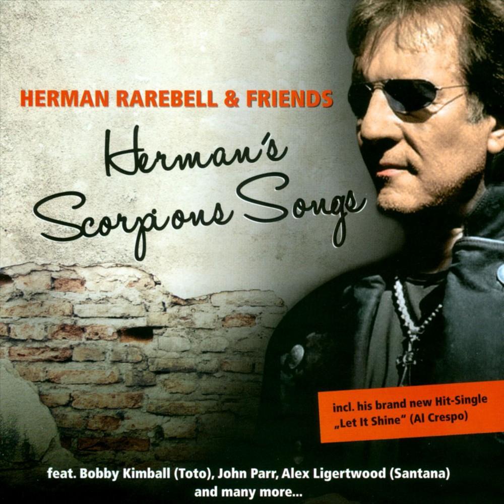 Herman Rarebell - Herman?s Scorpions Songs (CD)