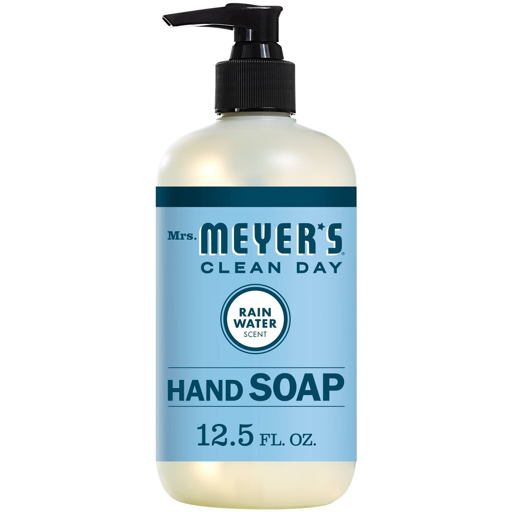 Image of Mrs. Meyer's Clean Day Rain Water Hand Soap - 12.5 fl oz
