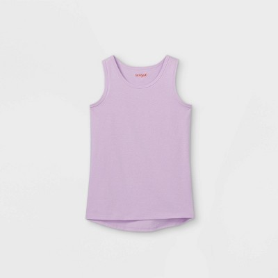 Girls' Solid Tank Top - Cat & Jack™