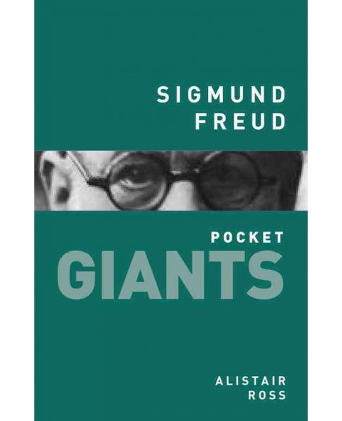 Sigmund Freud (Paperback) (Alistair Ross) - image 1 of 1