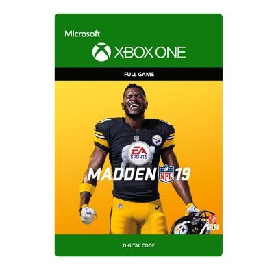 Madden NFL 19 - Xbox One (Digital)