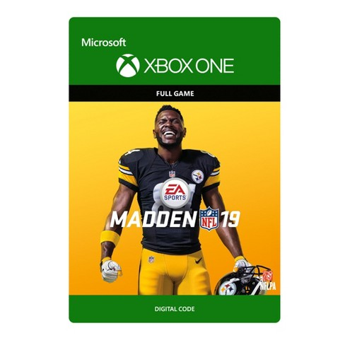 Madden NFL 19 - Xbox One (Digital) - image 1 of 4