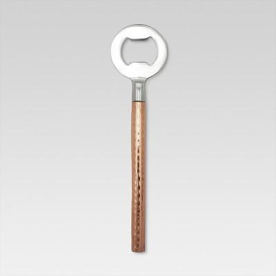 Bottle Opener Stainless Steel/Copper - Threshold™