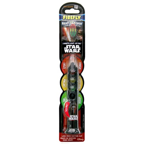 Firefly Star Wars: The Force Awakens Ready Go Soft Toothbrush for Kids - image 1 of 3