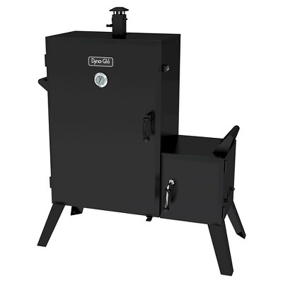 Dyna-Glo Wide Body Vertical Offset Charcoal Smoker Model DGO1890BDC-D