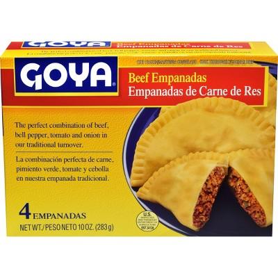 Goya Beef Frozen Empanadillas 10oz