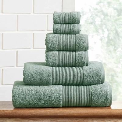 Air Cloud 6-Piece Towel Set.