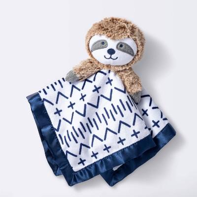 Security Blanket Sloth - Cloud Island™ Brown