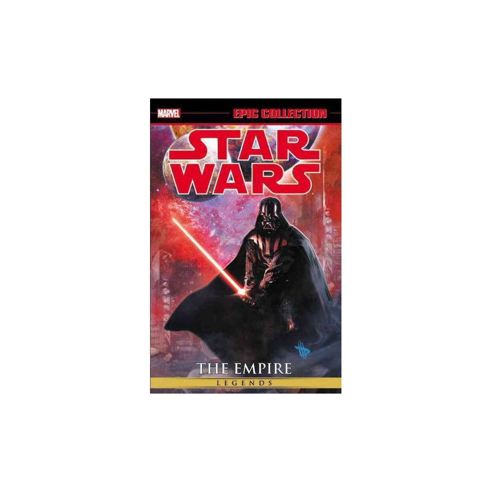 Epic Collection Star Wars The Empire 2 (Paperback) (Randy Stradley)