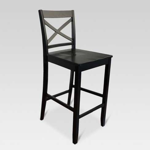 Brilliant Carey 29 Barstool Hardwood Threshold Gamerscity Chair Design For Home Gamerscityorg