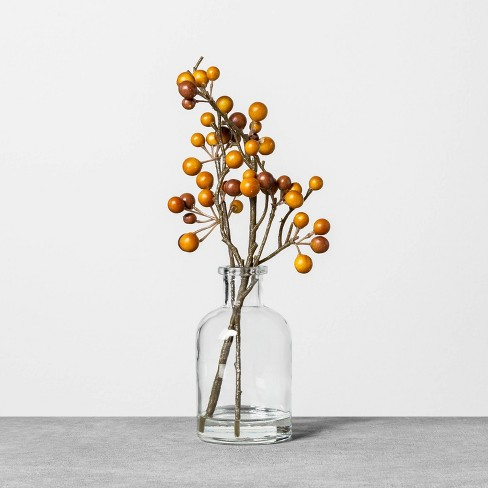 Faux Orange Berry Arrangement - Hearth & Hand™ with Magnolia - image 1 of 4