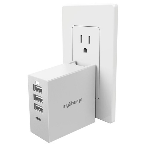 MyCharge PowerBase 4 QC - image 1 of 3