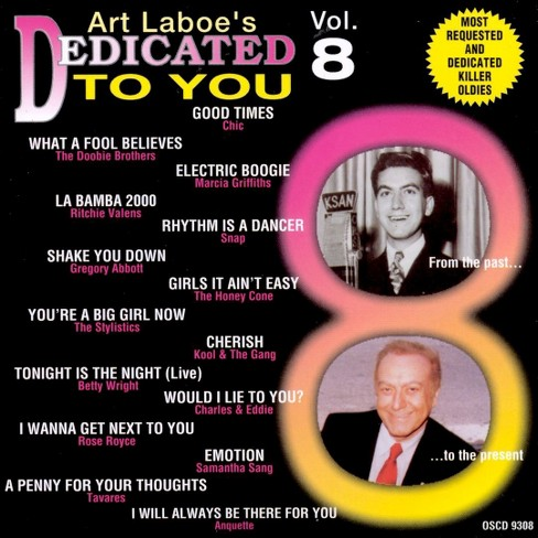 Various - Dedicated to you vol 08 (CD) - image 1 of 2