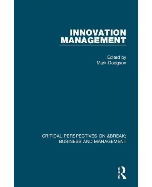 Innovation Management (Hardcover) - image 1 of 1