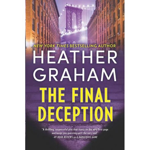 The Final Deception - by  Heather Graham (Hardcover) - image 1 of 1