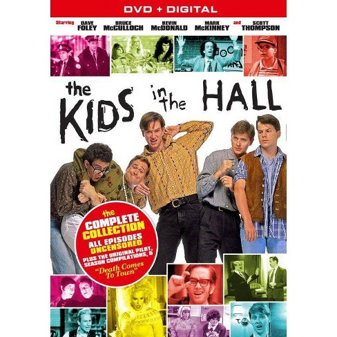 Kids In The Hall: The Complete Collection (DVD) - image 1 of 1