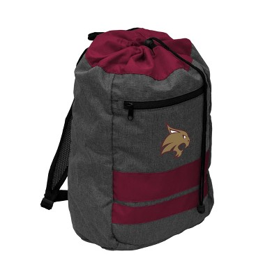 NCAA Texas State Bobcats Journey Drawstring Backpack