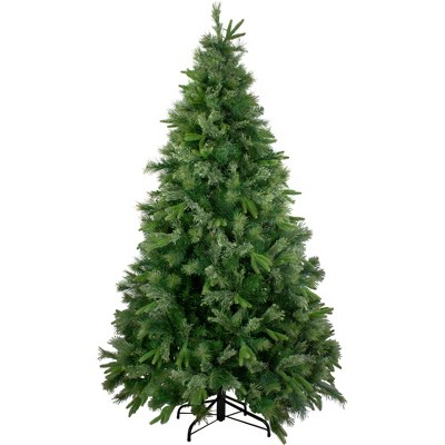 Northlight 7.5' Unlit Artificial Christmas Tree Full Ashcroft Cashmere Pine