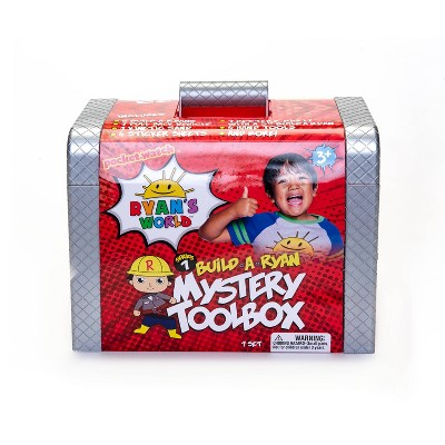 Ryan's World Mystery Toolbox