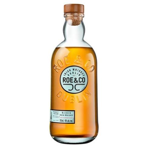 Roe and Co Irish Whiskey - 750ml Bottle - image 1 of 2