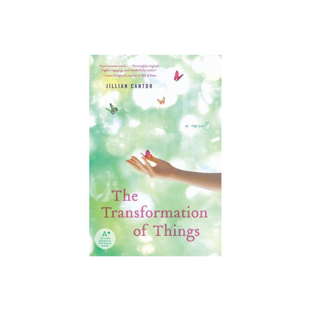 The Transformation Of Things By Jillian Cantor Paperback