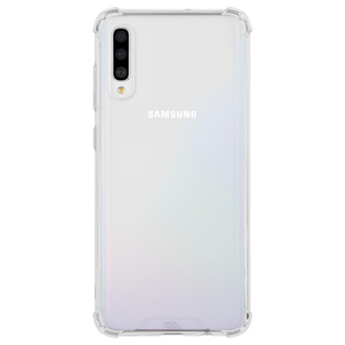 Case-Mate Galaxy A70 Tough Clear Case - image 1 of 4