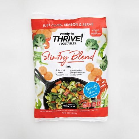 Thrive Stir Fry Frozen Veggie Mix - 11oz - image 1 of 1