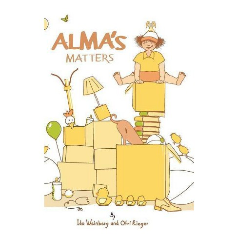 Alma's Matters - by  Ido Weinberg (Hardcover) - image 1 of 1