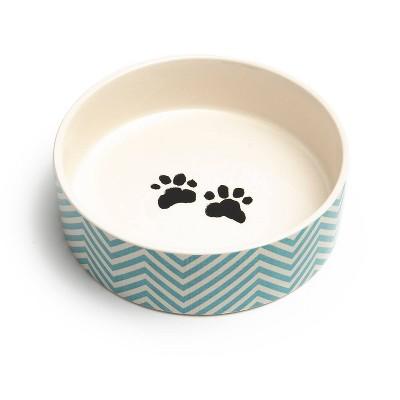"Park Life Designs Talto Dog Bowl 4 Cup - M - 6.25"""