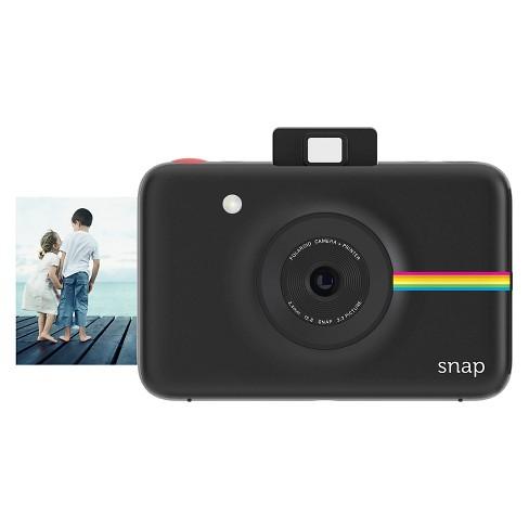 Polaroid Snap Instant Digital Camera - Black - image 1 of 2