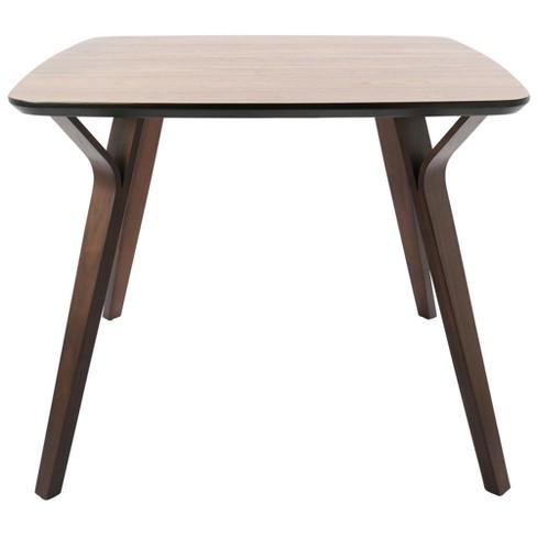 Folia Mid Century Modern Dining Table Lumisource Target