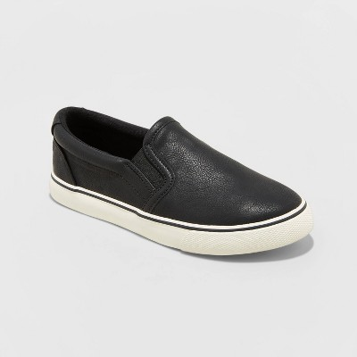 Boys' Enzo Slip-On Apparel Sneakers - Cat & Jack™