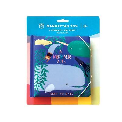 Manhattan Toy A Mermaid's ABC Book