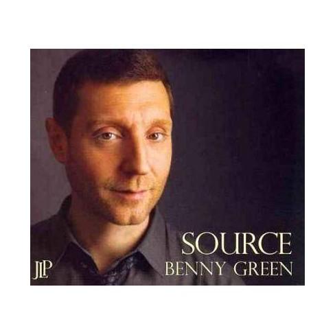 Benny (Piano) Green - Source (Digipak) (CD) - image 1 of 1
